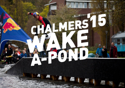 Chalmers Wake A-Pond 2015
